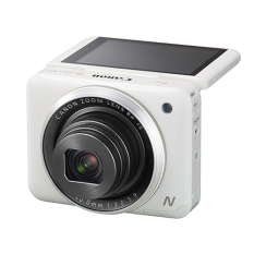 Canon PowerShot N2 16.1MP dengan Built-In WIFI Kamera Digital (Putih)-Intl