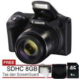 Spesifikasi Canon Powershot Sx420 Is Wifi Nfc 20Mp Gratis Sdhc 8Gb Tas Screenguard Online