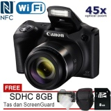 Beli Canon Powershot Sx430 Is 20Mp Gratis Sdhc 8Gb Tas Screenguard Online Di Yogyakarta