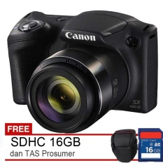 Jual Canon Powershot Sx430 Is 20Mp Wifi Gratis Sdhc 16Gb Dan Tas Original