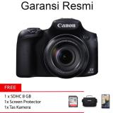 Beli Canon Powershot Sx60 Hs Screen Tas Sd Card 8Gb Nyicil