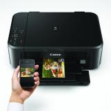 Toko Jual Canon Print Scan Copy Pixma Mg3670 Hitam