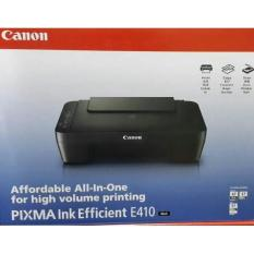 Canon Printer Pixma E410 All In One / Printer Canon E 410 Multifungsi  Peripheral Komputer
