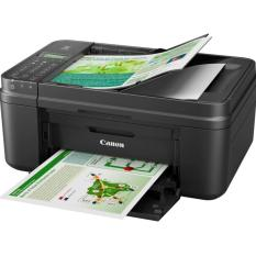 Canon Printer Pixma Wireless Print Scan Copy Fax Mx497 Hitam Indonesia