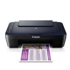 Jual Canon Printer Wireless Multifungsi E460 Hitam Lengkap