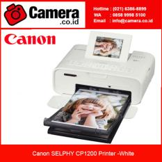 Canon Selphy CP1200 - White