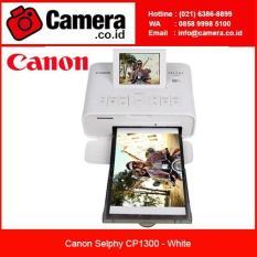 Canon Selphy CP1300 - White