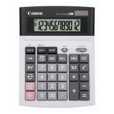 Spesifikasi Canon Ws 1210Hi Iii Kalkulator Putih