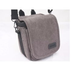 Canvas Shockproof Camera Bag Shoulder Bag Case for Samsung WB100 WB110 WB2100 WB2200F NX1000 NX2000 NX3000 NX3300 NX300M NX500