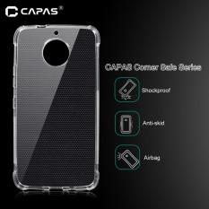 Capas Corner Safe Shockprood Soft TPU Sliicon Case for Motorola Moto G5S Plus