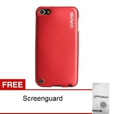 Capdase Alumor Jacket Elli For iPod Touch 5 - Merah