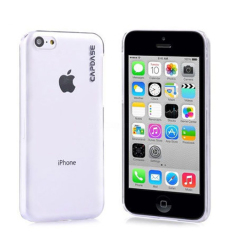 Harga Capdase Apple Iphone 5C Case Karapace Jacket Finne Ds Transparant Capdase Terbaik
