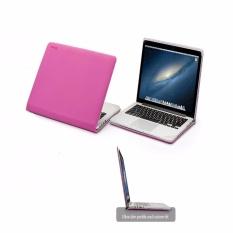 Capdase Folder Case Slim Moca for MacBook Pro 13R - Fuchsia