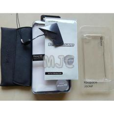 Capdase Karapace Jacket Ipod Touch 6 / Itouch 6 Hardcase Transparant
