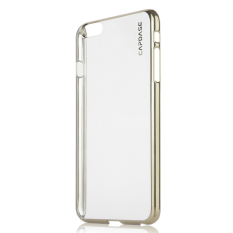 Capdase Karapace Jacket Meteor Case for iPhone 6 - Champagne Gold