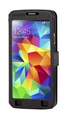 Harga Capdase Sider V Baco Folder Flip Case Cover For Samsung Galaxy S5 Hitam Online