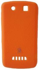 Capdase Silicon Soft Frame Blackberry 9500/9530 - Oranye