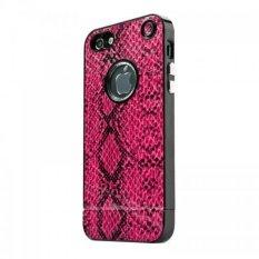Harga Capdase Snap Jacket Snak For Iphone 5 Pink Yang Murah Dan Bagus