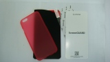Spesifikasi Capdase Soft Case Iphone 6 Plus Black Tinted Red Casing Capdase