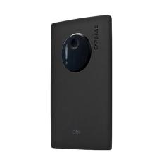 Capdase Soft Jacket Casing for Nokia Lumia 1020 - Hitam