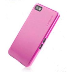 Capdase Soft Jacket Lamina Blackberry Z10 Pink Dki Jakarta Diskon 50