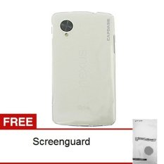 Harga Capdase Soft Jacket Xpose For Lg Nexus 5 Tinted White Gratis Screen Guard Capdase Online