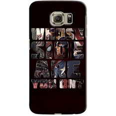 Captain America: Civil War & Characters for Samsung Galaxy Note 5 Hard Case Cover (war29) - intl