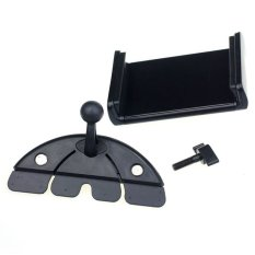 Car Auto CD Mount Tablet PC Cradle Holder Stand untuk IPad 2 3 45 AirGalaxy Tab-Intl