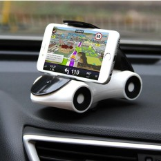 Mobil Otomatis Universal Mobil Olahraga Bentuk Dapat Disesuaikan Fleksibel Ponsel Klip Penahan, untuk iPhone, Galaksi, Huawei, xiaomi, Sony, LG, HTC, Google dan Ponsel Pintar Lainnya-Internasional