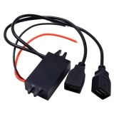 Tips Beli Mobil Perahu Motor 2 Usb Charger Dc 12 V Sampai 5 V 3A Power Adapter Supply