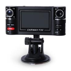 Car DVR Kamera Perekam Video 2.7 Inch (hitam)-Intl