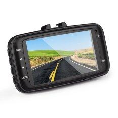 Mobil DVR Di Dasbor Video Kamera 2.7 Inch dengan 4 Lampu LED, Portable & Compact Car DVR Kamera Perekam, Kendaraan/Mobil CamerawithNight V-Intl