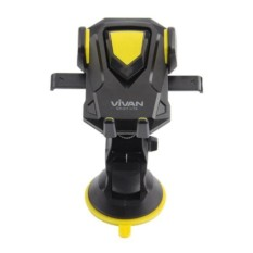 Jual Car Holder Mobil Vivan Chs03 Telescopic Bracket Stand Handphone Hp Gps Car Holder Vivan Chs03 Black Yellow Ori