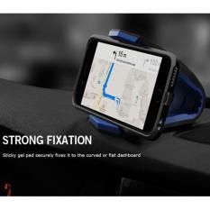 Harga Car Phone Mount Holder Dudukan Pegangan Hp Mobil Model Jepit Universal Asli Oem