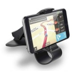 Car Phone Mount Silicone Pad Cell Phone Mount Holder Dengan Stretchable Arm Untuk Iphone 7 6 S Plus Samsung S6 S7 Dan Lainnya Android Ponsel Pintar Intl Asli