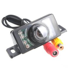 Car Rear View LED Kamera E350 Reverse Backup (Hitam)-Intl