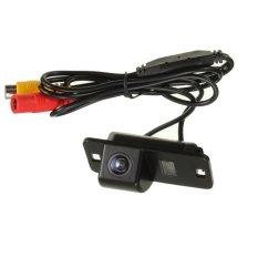 Mobil Reversing Parking Kamera Rear View Cam CCD LED ForBMW3/7/5 Seri E39 X5-Intl