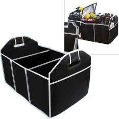 Harga Car Trunk Organizer Mainan Mobil Penyimpanan Makanan Tas Kontainer Kotak Styling Auto Interior Aksesoris Supplies Gear Asli
