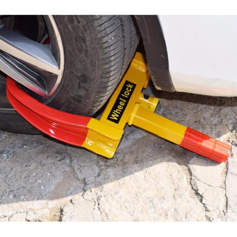 Spesifikasi Car Wheel Lock Tire Padlock Gembok Kunci Roda Ban Velg Pelek Mobil Gembok Mobil Dan Harganya