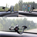 Beli Car Windshield Suction Cup Car Holder Gps 360 ° Rotating Mobile Phone Holder Intl Di Tiongkok
