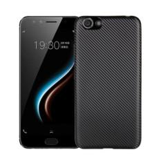 Carbon Case Xiaomi Redmi Note 4X Softcase TPU - Hitam