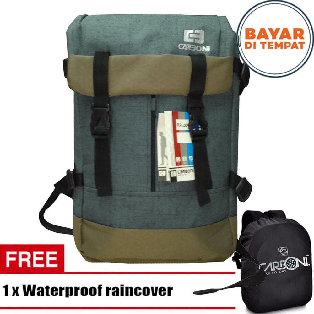 Rp 105.250. Carboni Backpack Tas Ransel Outdoor Adventure Semi Keril 45L  RA00040 ... b57ed78411