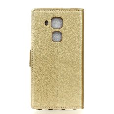 Pemegang Kartu Dompet Kulit PU Case Cover untuk Huawei G9/G9 Plus/Nova Plus-Intl