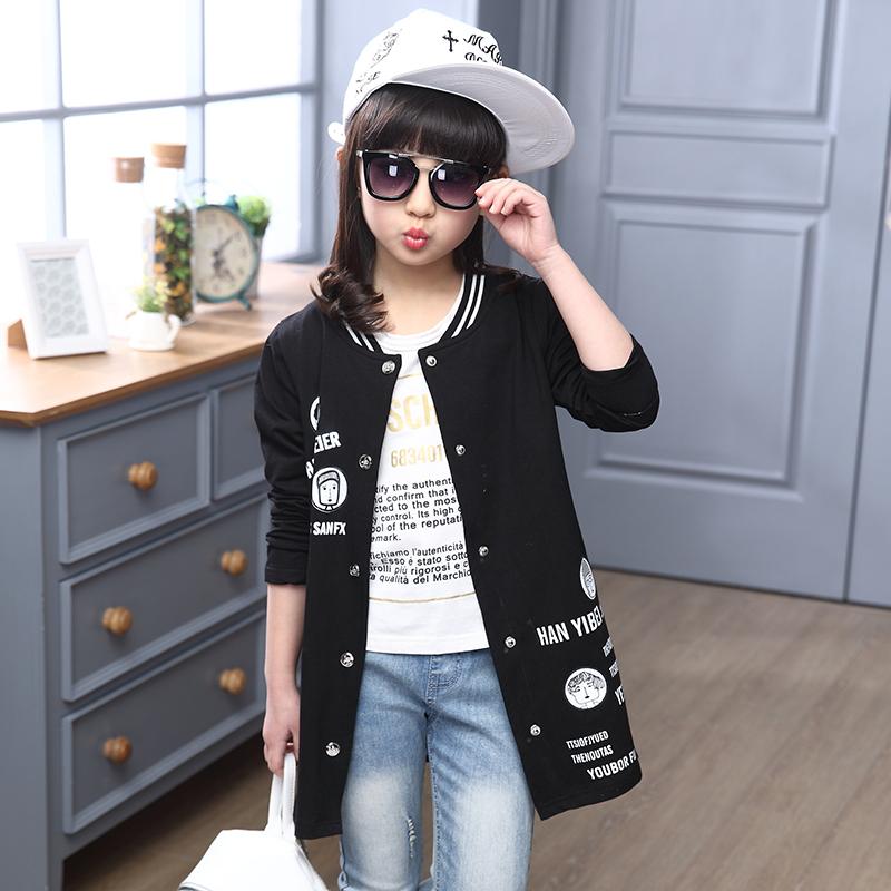 Beli Barang Cardigan Anak Musim Semi Dan Musim Panas Jaket Angin Korea Fashion Style Katun Hitam Online