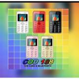 Toko Cardphone Handphone Tipis Brandcode Cod 188 Terbaru Bluetooth Calling Hp