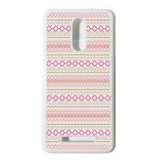 Beli Carstenezio Case Casing Xiaomi Redmi Note 3 Or Redmi Note 3 Pro Case Motif Batik Tribal 17 Putih Terbaru