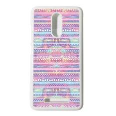 Carstenezio Case Casing Xiaomi Redmi Note 3 Or Redmi Note 3 Pro Case Motif Batik Tribal 36 Putih Asli