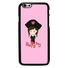 Kartun Cute Pattern Phone Case Untuk Iphone 6 Hitam Tiongkok Diskon 50