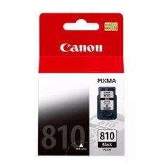 Cartridge Canon Pixma PG-810 Black / Hitam IP2770 IP2772MP237 MP245 MP258 MP268 MP276 MP287 MP486 MP496 MP497 MX328 MX338 MX347 MX357 MX366 MX416 MX426 Katrid Tinta / Ink