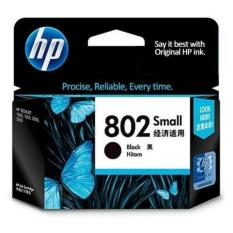 Cartridge HP 802 Black